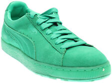 c077f27946c355 Puma Suede Classic Ice Mix Running Shoes - Green - Mens