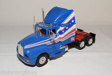 REVELL ?? KIT MACK TRACTOR UNIT TRUCK BLUE EXCELLENT CONDITION