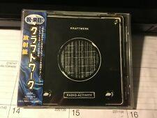 KRAFTWERK - Radio-Activity JAPAN IMPORT CD+OBI TOCP-53530 2005