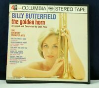 THE GOLDEN HORN / BILLY BUTTERFIELD 7 1/2 IPS  Reel to Reel