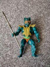 Masters Of The Universe  MOTU - Mer-man Figure 1981 original wave 1