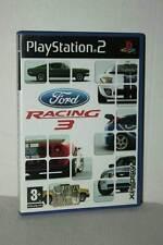 FORD RACING 3 GIOCO USATO OTTIMO STATO PS2 VERSIONE ITALIANA ML3 52901