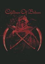 "CHILDREN OF BODOM FLAGGE / FAHNE ""CROSSED SCYTHES"""