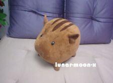 "11.8"" CLANNAD Dango Family Kyou Fujibayashi's Boar Botan Plush Cosplay Doll"