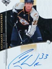 09-10 UPPER DECK ULTIMATE COLLECTION COLIN WILSON AUTO