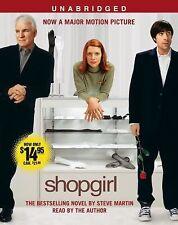Shopgirl by Steve Martin (2005, CD, Movie Tie-In, Unabridged)