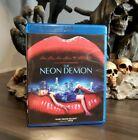 The Neon Demon (Blu-ray Disc, 2016) Elle Fanning, Keanu Reeves