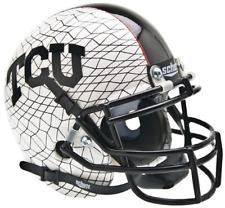 TCU HORNED FROGS NCAA Schutt XP Authentic MINI Football Helmet