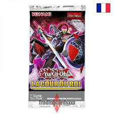 Yu-Gi-Oh! Booster de 7 cartes : La Cour du Roi