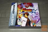 King of Fighters EX: Neo Blood (Game Boy Advance, GBA 2002) FACTORY SEALED!