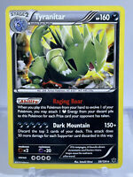 Tyranitar 56/124 XY Fates Collide Rare Holo Pokemon Card NM/MINT!