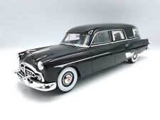 Packard Henney Hearse/coche fúnebre 1952 negro 1:18 bos >> New <<