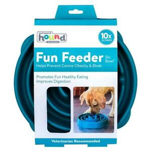 Outward Hound Fun Feeder Drop Slow Feeders for Dogs Interactive Small Large