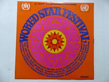 world star festival SIMON & GARFUNKEL  TOM JONES  SONNY & CHER BASSEY 88888 DY