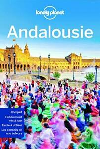 LONELY PLANET Lonely Pl Andalousie  8ed Livre