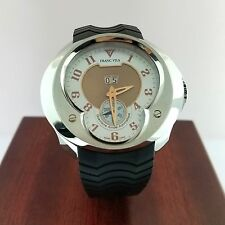 Franc Vila Mother of Pearl Automatic Stainless Steel Mens Watch New!MSRP $25,200