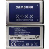 OEM Samsung AB663450GZ 1300 mAh Replacement Battery for SCH-U640/SCH-U660