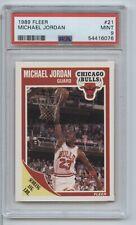 1989 Fleer Michael Jordan #21 PSA 9