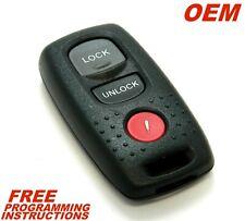 Oem 2007 2008 2009 Mazda 3 Mazdaspeed 3 Remote Entry Key Less Fob Kpu41794 Fits Mazda