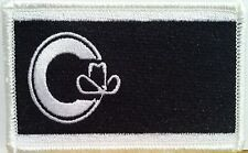 CALGARY CANADA Tactical Military Flag Embroidery Iron-On Patch Emblem #879