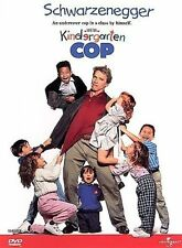 KINDERGARTEN COP NEW DVD