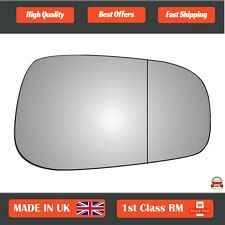 plate Left Passenger side Wing mirror glass for Volvo s80 2003-06 heated