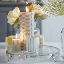 Lene Bjerre Wicker Style Candle