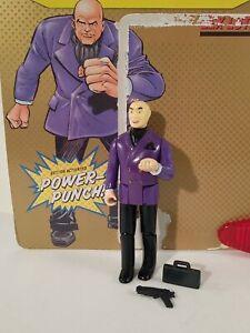 Vintage DC Comics Super Heroes Lex Luthor Action Figure Toy Biz 1989