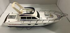 Nkok Racing Vintage Sea Explorer Boat Remote Control Rc 1:25 Scale (Parts Only)