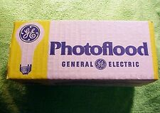 General Electric EBV No 2 Frosted Photoflood  | 120V | NOS |Top Quality
