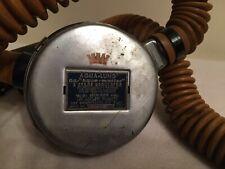 Vintage US Divers Aqua-Lung DA Aqua-Master 2-Stage Double Hose Scuba Regulator