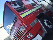 V8 Fire Engine Driving Experience