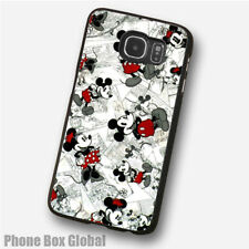 MICKEY & MINNIE MOUSE DISNEY  PHONE CASE FITS SAMSUNG GALAXY S3 S4 S5 & MINI