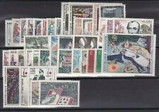 ANNEE 1963 COMPLETE NEUF** MNH