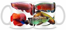 Arowana fish Mug freshwater tropical