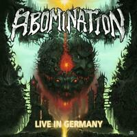 ABOMINATION - LIVE IN GERMANY   VINYL LP SINGLE NEU
