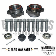 FRONT WHEEL HUB BEARING PAIR FOR FORD TRANSIT MK6 2000>2006 (x2)
