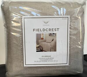 NEW Fieldcrest Classic loveseat slipcover