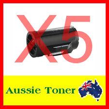 5x Toner Cartridge Black Laser for DELL H815 H815dw S2810 S2810dn S2815 S2815dn