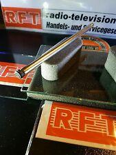 *RFT* Stab/Teleskopantenne für SKR 550,551,700+R4100,R160,KR650/60 uva.