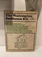 Vintage Victorian Pierce Dollhouse Kit by Greenleaf Dollhouses #8011