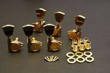 Free Shipping Gotoh Machine Head Tuners SG301-04 Gold L3/R3 Set Made in Japan