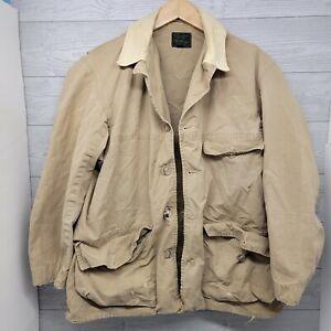 Vintage Gokey Shirt Jacket Workwear Size Medium Distressed