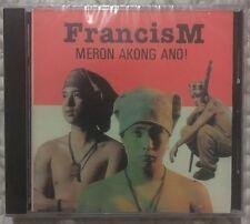 """Francis M. """"Meron Akong Ano!"""" 1993, Magalona, OPM Rap, G Funk, Rare, OOP, New!"""