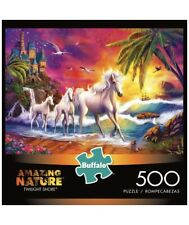 Buffalo Games Amazing Nature Twilight Shore 500 Piece Puzzle