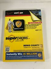 Verizon Superpages Berks County Phone Book Area codes 610 484 Yellow Pages 2010