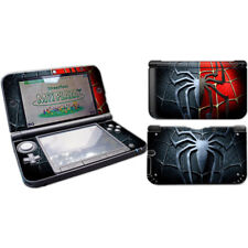 Spiderman - Nintendo 3DS XL (LL) Skin Decal Sticker Vinyl Wrap Set