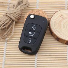 3 Buttons Replace Flip Remote Key Fob Shell for KIA Rondo Sportage Soul Rio US