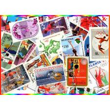 Volley timbres thématiques tous différents.