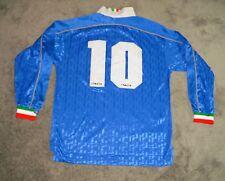 1995 Nike Italia Roberto Baggio L/S Home Jersey (player ver)